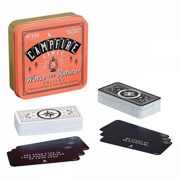 Jeu de cartes Would You Rather de Gentlemen's Hardware