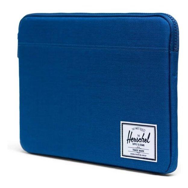 """Herschel Housse MacBook Sleeve 13"""" Monaco Blue"""