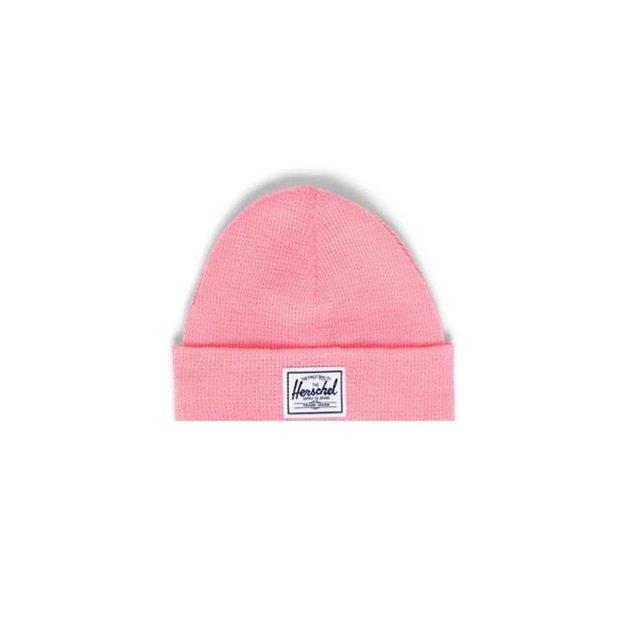 Bonnet pour bébé Herschel Flamingo Pink