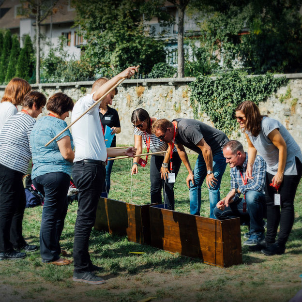 Firmen: Teamchallenge - Fluch der Piraten