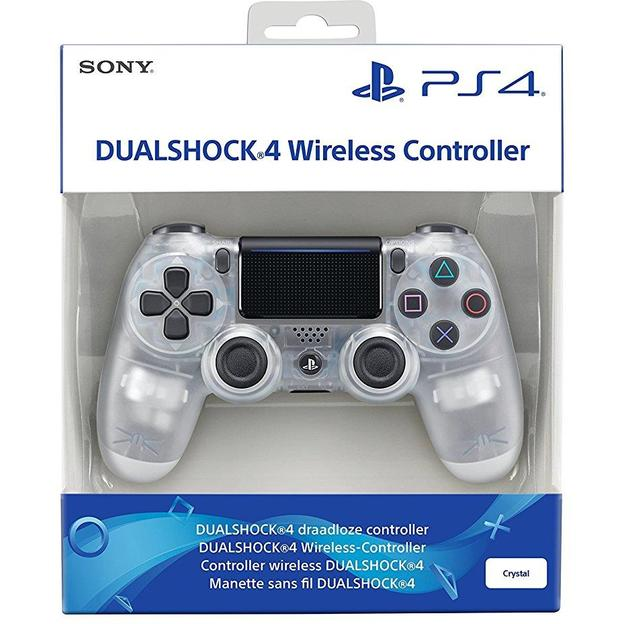 Manette PS4 Dualshock Crystal Sony Playstation