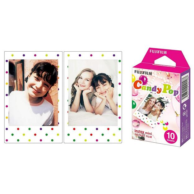 Instax Color Mini Candy Pop - 10er Film