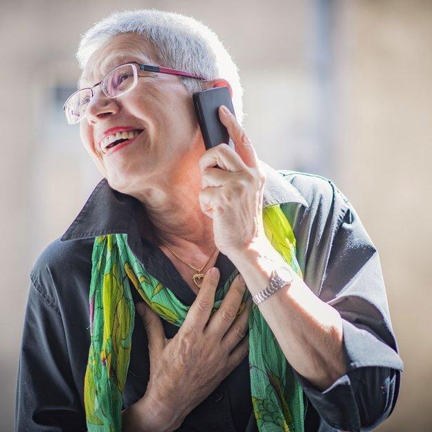 Smartphone-Kurs für Menschen mit eingeschränktem Sehvermögen (für 1 Person)