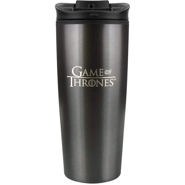 """Travel mug Game of Thrones """"I Drink And I Know Things"""", 425 ml"""