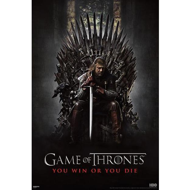 Poster Game of Thrones Sean Bean
