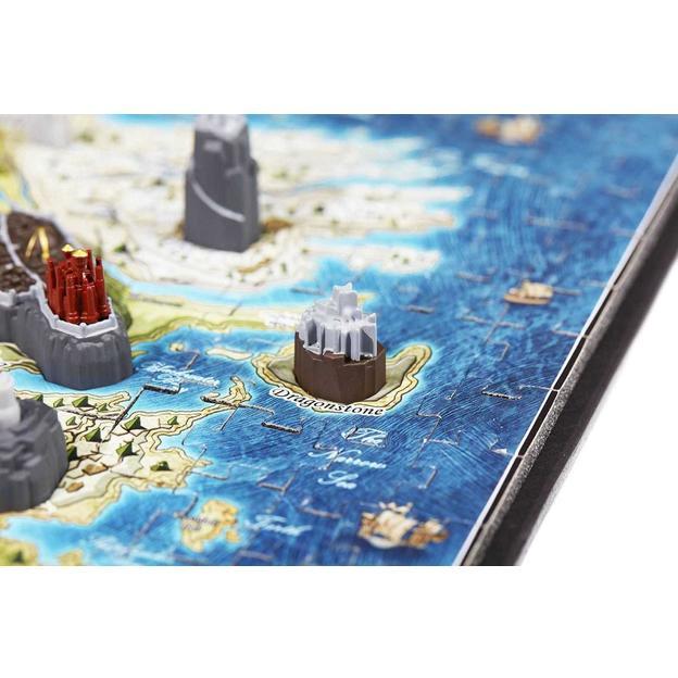 Game of Thrones 3D Puzzle Mini Westeros 340 Teile