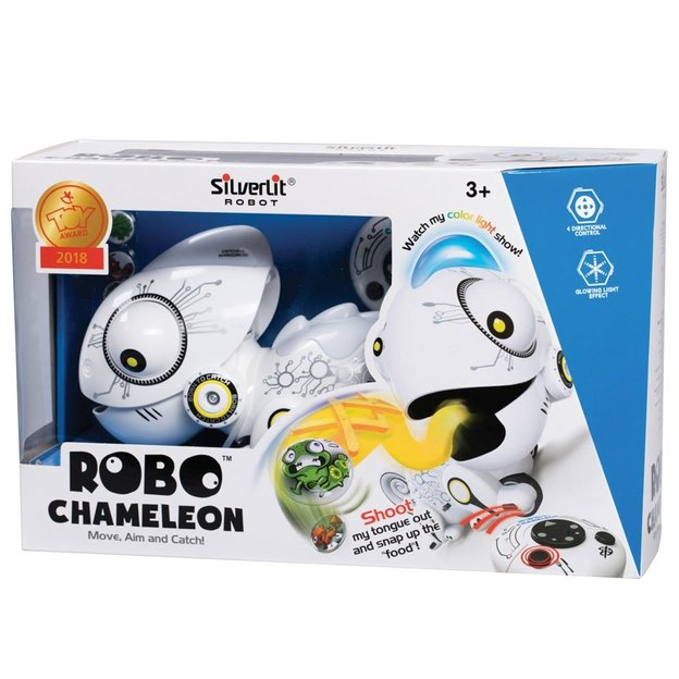 RC Robot Caméléon