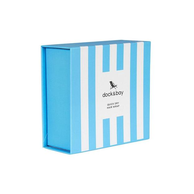 Serviette Wrap Tulum Blue