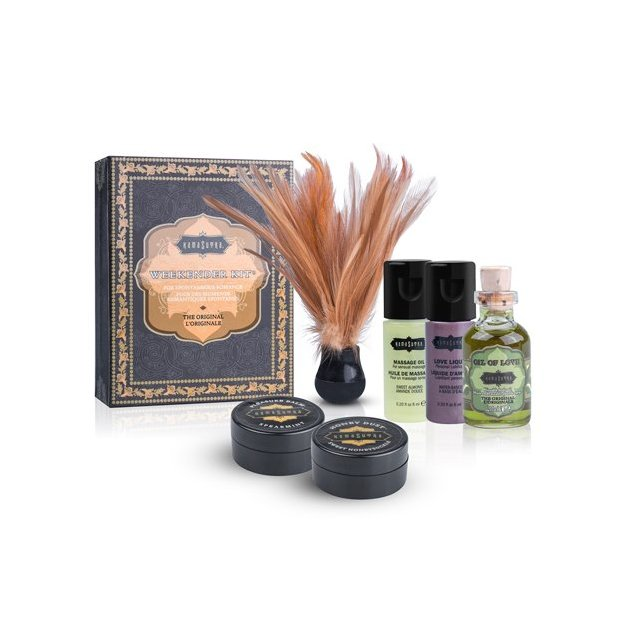 Massage Kit Kamasutra - Weekender Kit