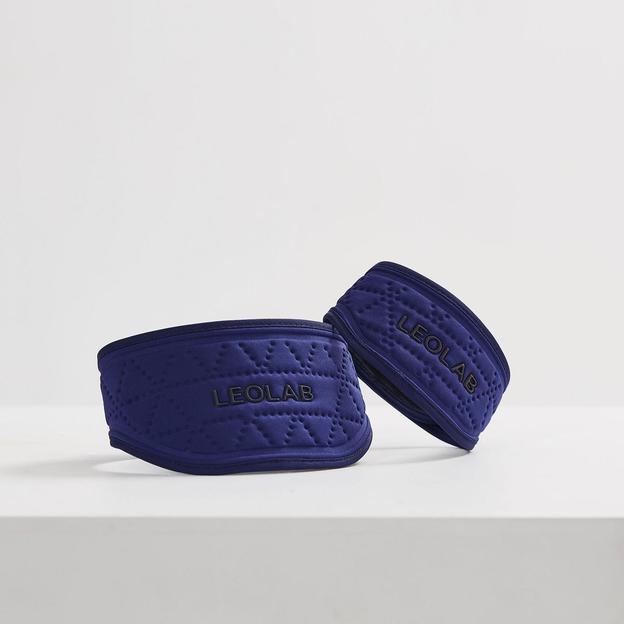 Leolab cooling Halsband, Schwarz, L-XL