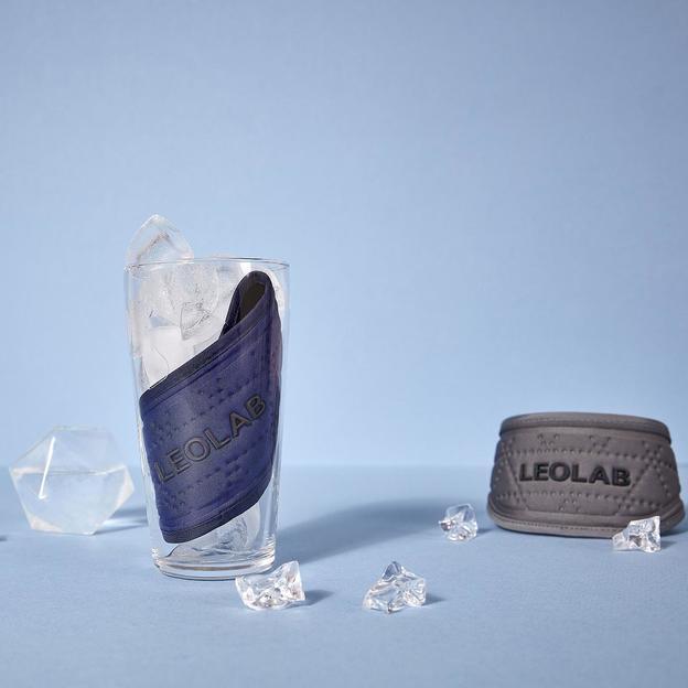 Leolab cooling Armband, Schwarz