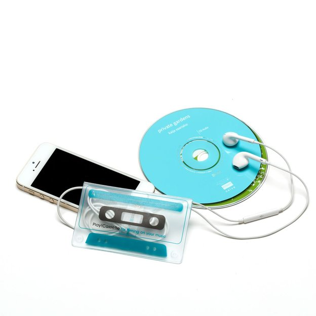 re,play Play!Cassette turquoise