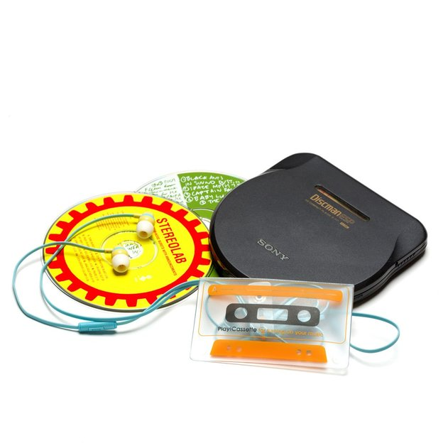 re,play Play!Cassette orange