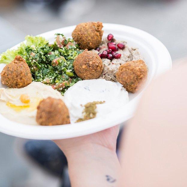 Probierpass für das World Food Festival