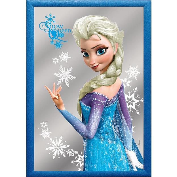 Miroir Reine des neiges Elsa