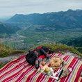 Kulinarik-Wanderung «Garmil Höhenwanderung» (für 2 Personen)