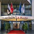 Citytrip - Übernachtung im Swissôtel Le Plaza in Basel (für 2 Personen)