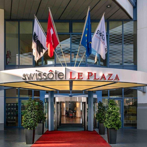 Citytrip - Nuit au Swissôtel Le Plaza à Bâle (2 pers.)