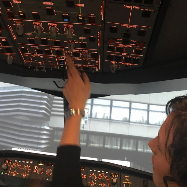 Schnupperflug Simulator A320 in Bern (für 1 Person)