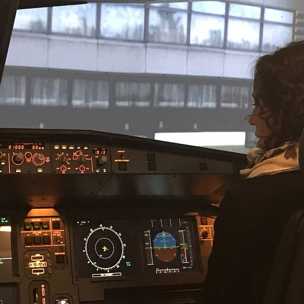 Streckenflug 2h im A320 Simulator in Bern (für 1 Person)