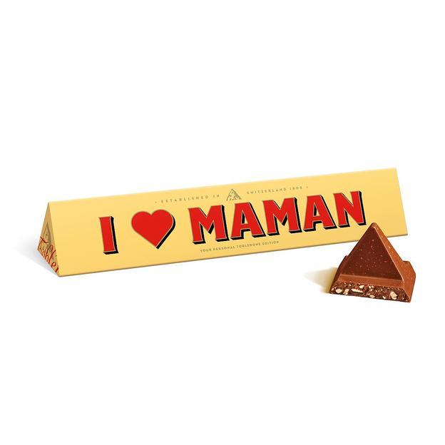 "TOBLERONE ""I ❤️ Maman"" (360g)"