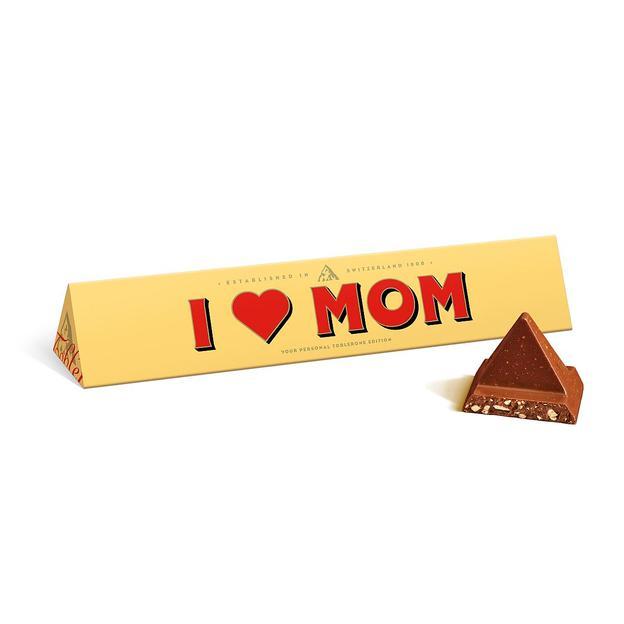 """TOBLERONE """"I ❤️ Mom"""" (360g)"""