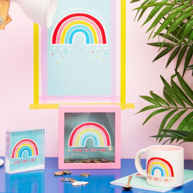 Spardose Chasing Rainbows