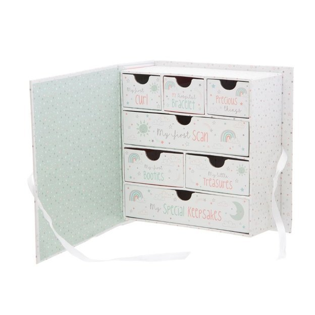 Aufbewahrungsbox Baby Erinnerungen