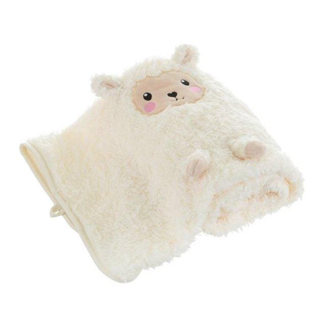 Babydecke Lama