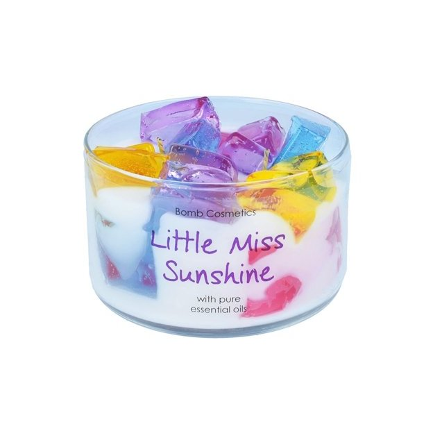 Kerze Jelly Little Miss Sunshine