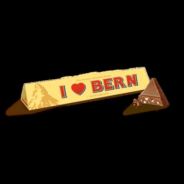 """TOBLERONE """"I ❤️ Bern"""" (360g)"""