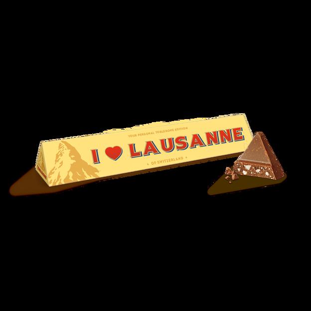 "TOBLERONE ""I ❤️ Lausanne"" (360g)"