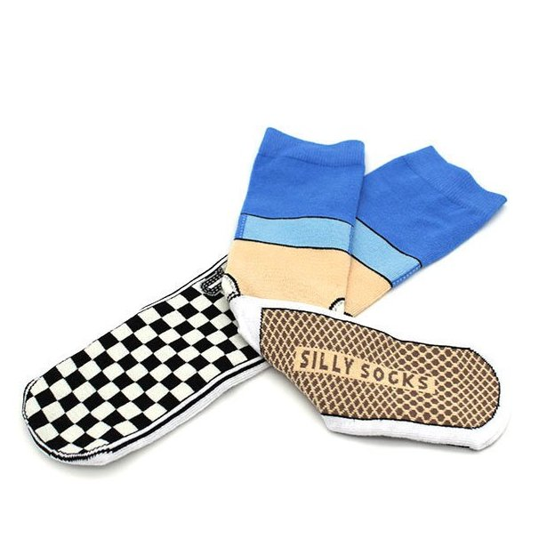 Chaussettes Silly Socks Sk8
