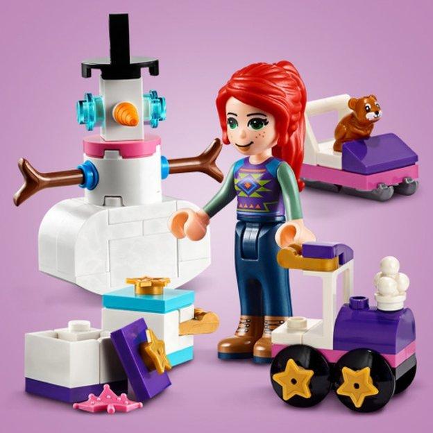 Calendrier De L Avent Lego City 2020.Le Calendrier De L Avent Lego Friends