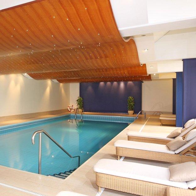 Romantik und Wellness im Royal Plaza Montreux & Spa (für 2 Personen)
