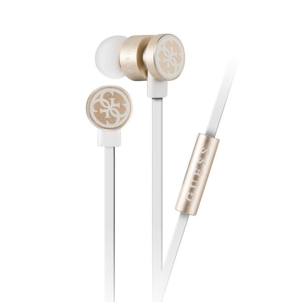 Ecouteurs In-Ear Gold Guess