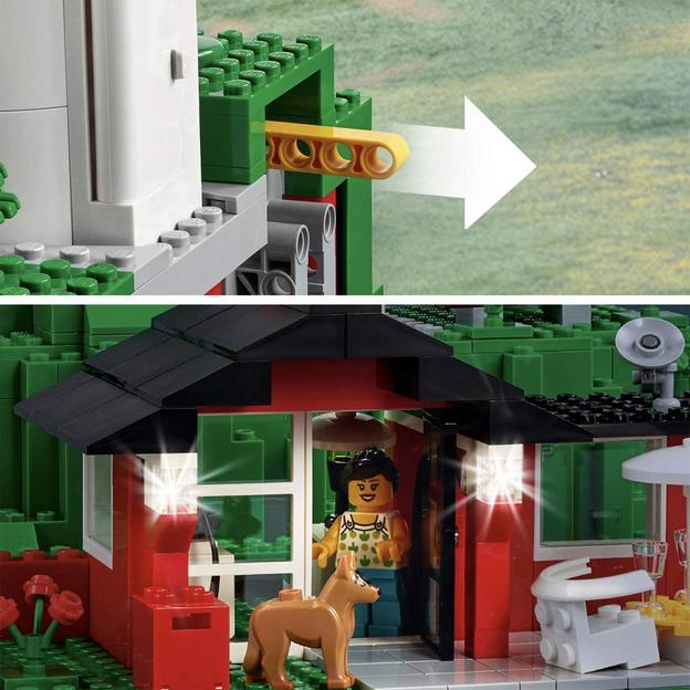 LEGO L'éolienne Vestas