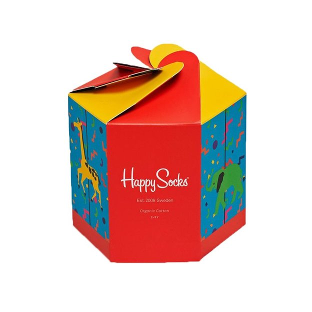 HappySocks Geschenkbox Kids Carousel 12-24M