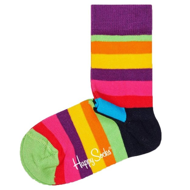 Coffret Cadeau chaussettes pour bébé 12-24 mois Carrousel HappySocks