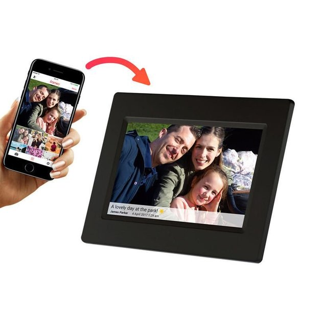 "Frameo Digitaler Interaktiver Bilderrahmen 7"" und 10''"