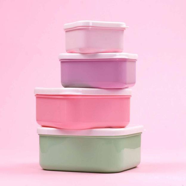 Lunchbox Pusheen, set de 4