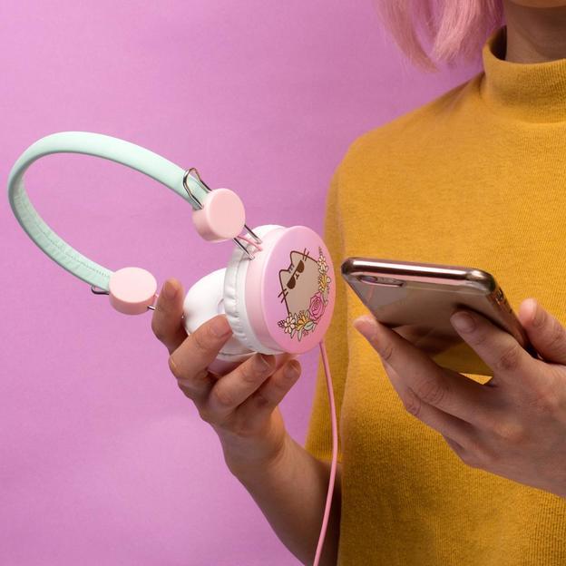 Casque audio Pusheen Tech