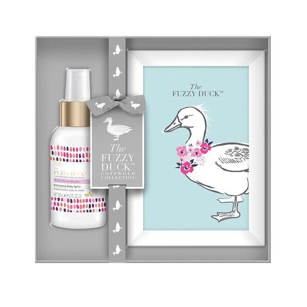 Coffret cadeau Baylis & Harding Fuzzy Duck avec cadre photo