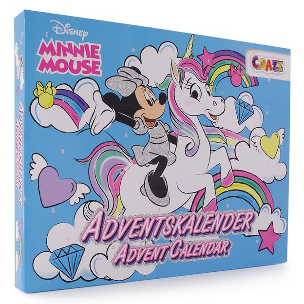Calendrier de l'Avent Minnie Mouse