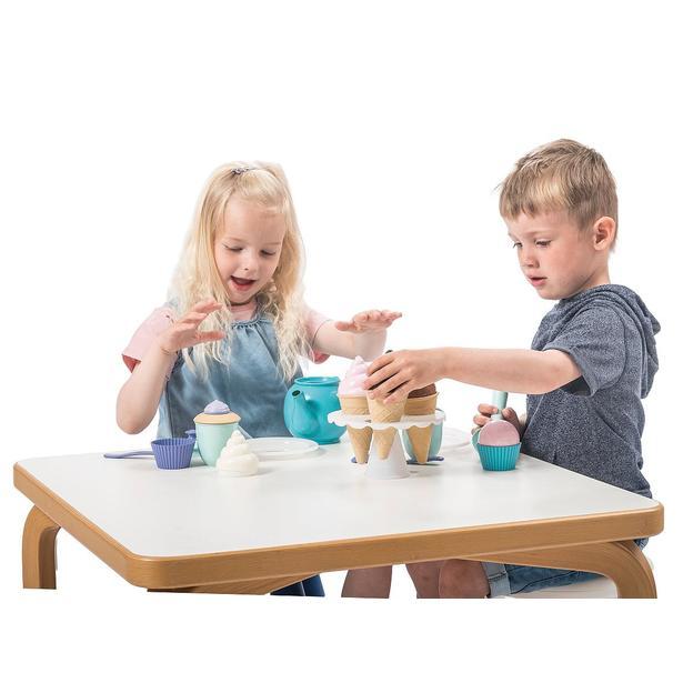 Set Glaces jouets en plastique