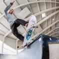 Skatepark indoor à l'Alaïa Chalet à Crans-Montana, adulte +16 ans (120 min)
