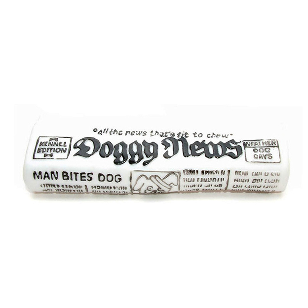 Jouet pour chien journal Doggy News Trixie
