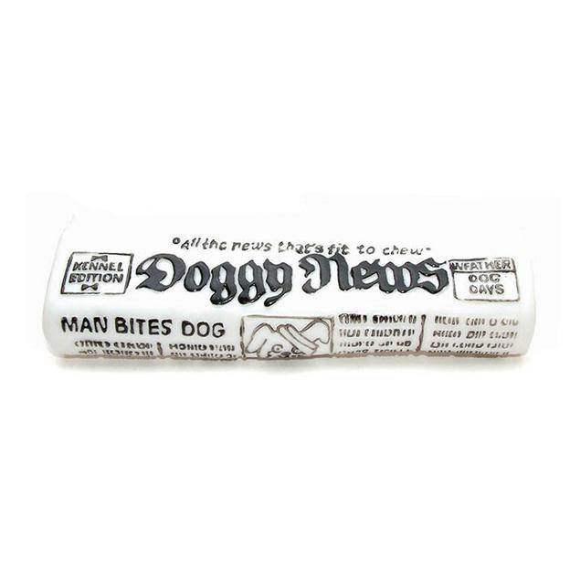 Trixie Doggy News Hundespielzeug Zeitung