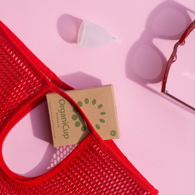 Coupelle menstruelle OrganiCup taille A