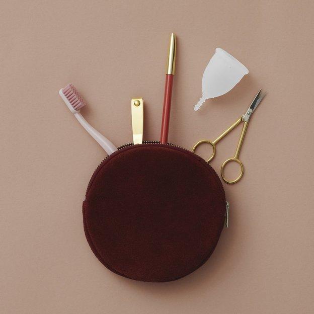 OrganiCup Menstruationstasse Grösse A